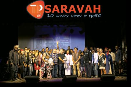 Saravah – 10 Anos Com O TP50